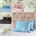 100% Pure Mulberry Silk Anti-age Pillowcase Luxurious Pillow Cover Home Bedding image