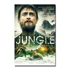 137718 Jungle Movie Greg McLean Daniel Radcliffe Wall Poster Print Affiche