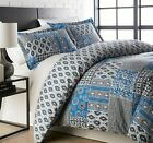 Luxury Collection - Global Patchwork Reversible Oversized Duvet Cover Sets image