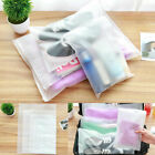 Resealable Travel Packing Bags Clothes Shoe Luggage Storage Bag Waterproof