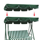 "Swing Top Cover Canopy 300D Replacement Garden Patio Outdoor 66x45 75x52 77""x43"""