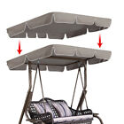 """Swing Top Cover Canopy 300D Replacement Garden Patio Outdoor 66x45 75x52 77""""x43"""""""