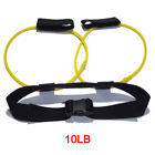 Booty Resistance Band Training Exercise Belt for Leg and Butt Tone Yoga