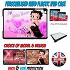 BETTY BOOP PERSONALISED HARD PLASTIC IPAD CASE - All Models £11.0 GBP on eBay
