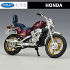 WELLY 1:18 Diecast Model Kit Alloy Motorcycle Models Collection BMW Yamaha Honda $20.22 CAD on eBay