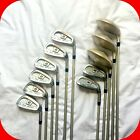 Spalding Pro Impact golf Club Set - Irons, Woods, Graphite Shafts - Buy 1 or All