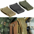 5pcs Edc Molle Strap Backpack Bags Webbing Connecting Outdoor Clip Tool& Bu R8s6