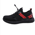 Womens Mens Safety Shoes Steel Toe Work Boots Sports Hiking Trainers Lightweight
