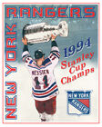 New York Rangers 1994 Stanley Cup - poster print $22.5 USD on eBay