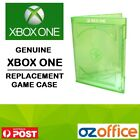 Genuine Xbox One Replacement Game Case Dvd Case Xbox One Dvd Game Covers