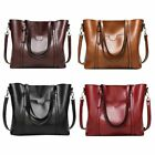 Fashion Women Leather Handbag Purse Ladies Shoulder Messenger Bag Crossbody Tote