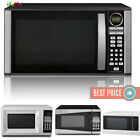HamiltonBeach Microwave Oven CounterTop Stainless Steel Digital Small NEW Black