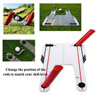 4 Rods Speed Trap Base Golf Swing Trainer Golf Training Aid Hitting Practice US