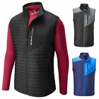 Stuburt Mens Golf 2019 Evolve Extreme Full Zip Padded Thermal Windproof Gilet