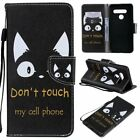 For Sony XZ1 XZ2 XZ2Compact All Model PU Leather Magnetic Flip Case Wallet Cover