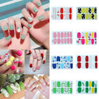 Fashion Nail Applique Personality Trend Stickers Glitter Series Nail Stickers