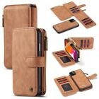 Luxury 2 in1 Split Leather Flip Wallet Case For iphone 11 Pro Max CASEME 007 $19.99 USD on eBay