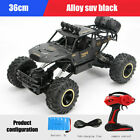 4WD+RC+Monster+Truck+Off-Road+Vehicle+2.4G+Remote+Control+Buggy+Crawler+Car+UK