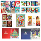 Christmas 5D DIY Drills Diamond Painting Greeting Cards Thanksgiving Party Gifts