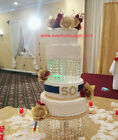 Chandelier Cake Stand Crystal Cake stand For Wedding