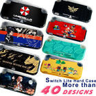 for Nintendo Switch Lite Hard Case Cover Shell 40 Designs