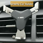 Universal Gravity Adjustable Car Air Vent Holder Cell Mobile Phone Mount
