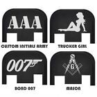 Rear Slide Gun Back Butt Plate Cover For Glock Gen 1-5 Models 17-41,45 - Opt 9 $8.99 USD on eBay