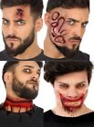 Mens Ladies Halloween Horror Special Effects Make Up Kit Fancy Dress Costume