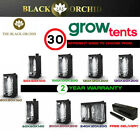 Black Orchid Grow Tent Indoor Dark Room Box Hydroponics