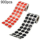 900pcs/Roll Archery Shooting Targets Paper Face Adhesive Arrow Hunting Practice