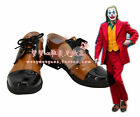Joker Halloween Costume Cosplay Shoes DC Comics Batman Customized Shoes Any Size
