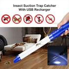 Suction Trap Spider Pest Control With LED Light Vacuum Spider Catcher Traps USB