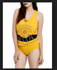 Underoos Star Wars Cami Tank + Panty Set   Cotton S $7.95 USD on eBay