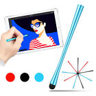 Metal Micro-Fiber Touch Screen Stylus Capacitive Pen for iPhone Tablet PC iPad