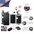 Full Accembly LCD Digitizer Screen Set Replacement For iPhone 7 8 Plus X Lot AA