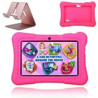 7'' 16GB Quad Core Kids Tablet Android 4.4 Dual Camera HD WiFi Tablets Gifts