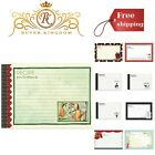 Lined Color Artwork Blank Recipe Cards Multicolor 4 x 6 Inch 36 Count Cardstock