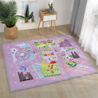Polyester Baby Kids Game Gym Activity Play Mat Crawling Carpet Blanket Floor Rug