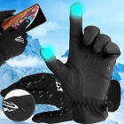 Winter Touch Screen Gloves Windproof Thermal Warm Lining Sport Riding Men Women
