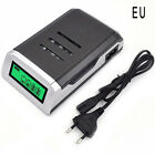 4 Slot Intelligents Battery Charger For AA /AAA NiCd NiMh Rechargeable Batter XJ