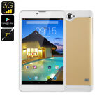 7 inch 3G Android WiFi Tablet 1 8GB Quad Core Phablet Dual SIM Support TF extend