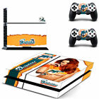 Choose Console - Miami Dolphins - Vinyl Skin + 2 Controller Skins [0100] $16.85 USD on eBay