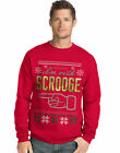 Hanes Men's Ugly Christmas Sweater Crew Sweatshirt <br/> Official Hanes Brands Store -- First Quality Authentic