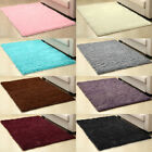 Kyпить Fluffy Rugs Anti-Skid Shaggy Area Rug Living Room Bedroom Floor Mat Carpet 6Size на еВаy.соm