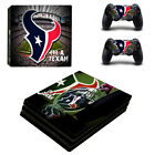 Choose Console - Houston Texans - Vinyl Skin + 2 Controller Skins [0174] $15.85 USD on eBay