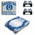 Choose Console - Indianapolis Colts - Vinyl Skin + 2 Controller Skins [0175] $12.85 USD on eBay