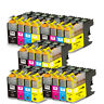 Color Ink cartridge for Brother LC103 LC101 MFC-J285DW MFC-J870DW MFC-J875DW