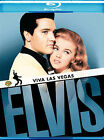 Viva Las Vegas Elvis Presley (BLU-RAY, 2007) NEW Factory Sealed, Free Shipping