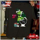 FREESHIP Grinch NFL Official Team Football New York Jets T-Shirt Black S-6XL NEW $20.99 USD on eBay