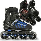 Eliiti Inline Skates for Men Women Size 7 8 9 10 11 Adjustable Roller Blades